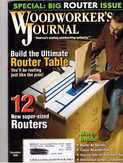 December 2005 Woodworker's Journal magazine at www.pugcentricpursuits.com